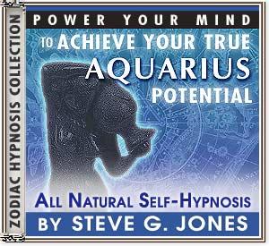 Zodiac Aquarius Hypnosis