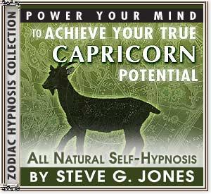 Zodiac Capricorn Hypnosis