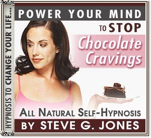 Chocolate Cravings Hypnosis