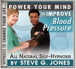 Blood Pressure Hypnosis
