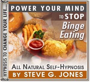 Binge Eating Hypnosis