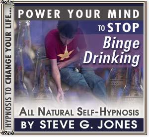 Binge Drinking Hypnosis